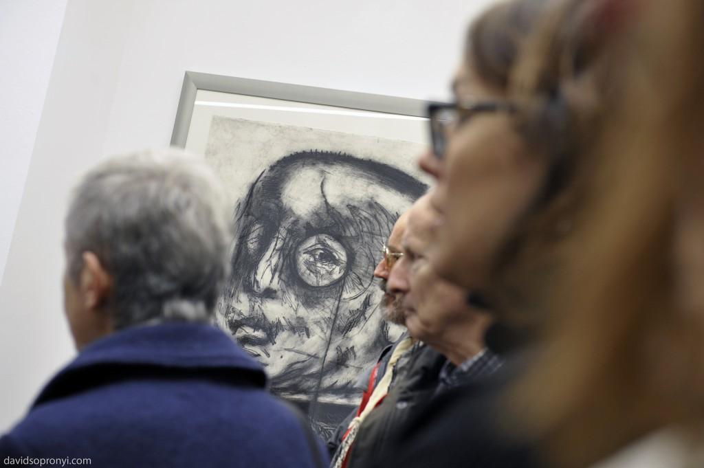 Creative Fury: Artists' talk