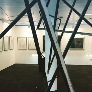 Sculpture and drawings by David Watkins